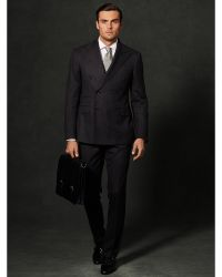 Ralph Lauren Purple Label Hollywood Db Three Piece Suit - Lyst