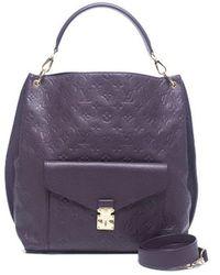 Louis Vuitton Preowned Aube Empreinte Metis Bag - Lyst