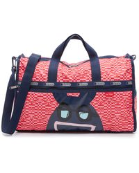 LeSportsac - Designed By Peter Jensen Large Weekender Bag - Lyst