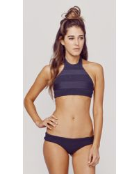 Tori Praver Swimwear | Oaxaca Bikini Top | Lyst