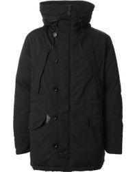 Burberry Brit Padded Jacket - Lyst