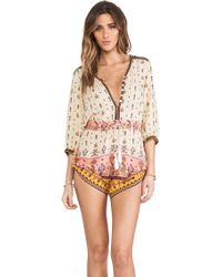 Spell & The Gypsy Collective - Desert Wanderer Playsuit - Lyst