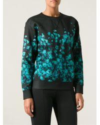 Sonia By Sonia Rykiel Floral Print Sweatshirt - Lyst