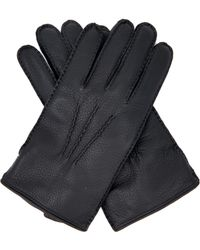 Mulberry - Deer Leather Gloves - Lyst