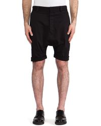 Chapter Black Layr Short - Lyst