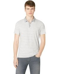 Calvin Klein Jeans Heather Stripe Outcast Polo Shirt - Lyst