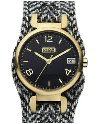 Barbour - 'international' Cuff Watch - Lyst