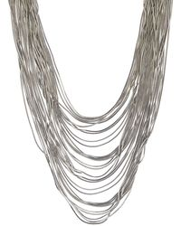 Hobbs - Gillian Necklace - Lyst