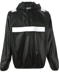 Givenchy Banded Hooded Jacket - Lyst