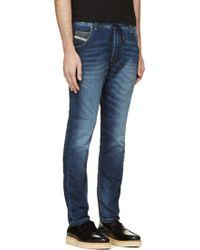 Diesel Blue Krooley_ne Jogg Jeans - Lyst