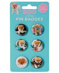 TOPSHOP - Boo Pin Badges - Lyst