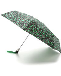 Marc By Marc Jacobs - Painted Leopard Umbrella - Raspberry Sorbet Multi - Lyst