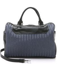 Deux Lux - Lexington Weekender Bag - Grey - Lyst