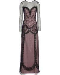 Alice By Temperley Long Dress - Lyst