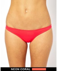 Asos Mix and Match Hipster Bikini Pant - Lyst