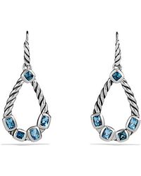 David Yurman Renaissance Chandelier Earrings With Hampton