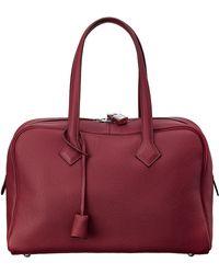 Hermès Red Victoria Ii - Lyst