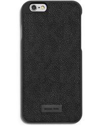 Michael Kors Logo Phone Case For Iphone 6 - Lyst