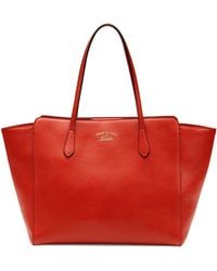 Gucci Swing Medium Tote Bag - Lyst