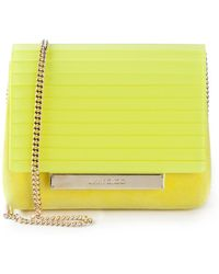 Jimmy Choo 'Cleo' Clutch - Lyst