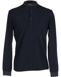 Alessandro Dell'acqua | blue T-shirt | Lyst