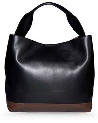 Marni Medium Leather Bag - Lyst