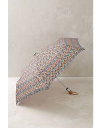Anthropologie - Multi Stripe Umbrella - Lyst