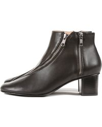 Acne Marlie Zippered Boot - Lyst