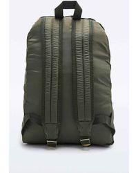Obey - Laroche Backpack In Olive - Lyst