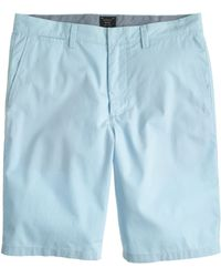 J.Crew 105 Club Short in Lightweight Chino - Lyst