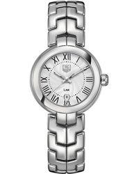 Tag Heuer Ladies Link Stainless Steel Watch
