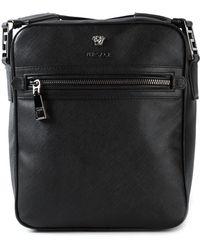 Versace Medusa Messenger Bag - Lyst
