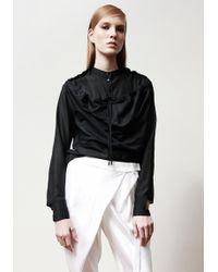 Konsanszky Camouflage Shirt - Black - Lyst