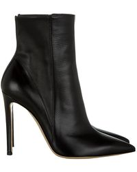 Gianvito Rossi New Year Pointed Boot - Lyst