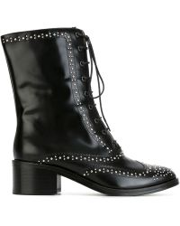 Each x Other - Studded Lace-up Boots - Lyst