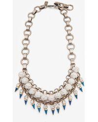 Lionette - Capetown Necklace Ivory - Lyst