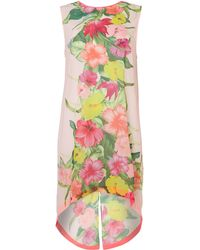 Ted Baker Roses At High Tea Cover Up - Lyst