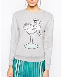 Antipodium - Ted Sweater - Lyst