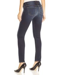 Kut From The Kloth - Diana Skinny Jeans In Breezy Stone Base Wash - Lyst