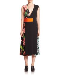 Stella McCartney | Agnes Poppy Print Dress | Lyst
