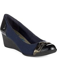 Anne Klein B Tamarow Wedges - Lyst