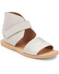 Vince Sage 3 Ankle Wrap Sandals - Lyst