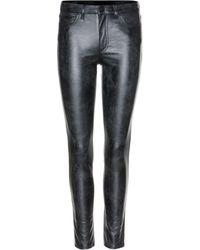 Acne Studios Skin 5 Coated Jeans - Lyst
