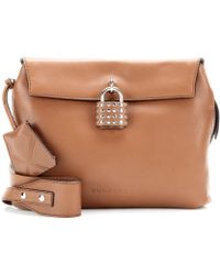 Burberry Brit - Dalston Leather Shoulder Bag - Lyst
