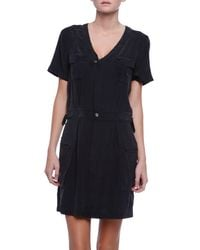 Equipment Oliver Dress - Lyst