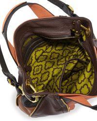 orYANY Lian Small Zip Satchel Bag - Lyst