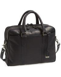 Frye - 'logan' Leather Messenger Bag - Lyst