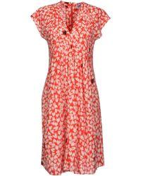 Sonia By Sonia Rykiel Knee Length Dress - Lyst
