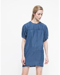 Cheap Monday Swell Dress - Lyst