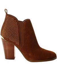 Michael Kors Brown Shoes Woman - Lyst